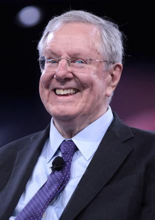 Picture of quotation author Steve Forbes