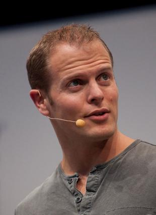 Picture of quotation author Timothy Ferriss