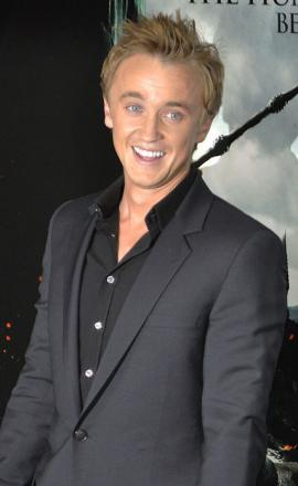 Picture of quotation author Tom Felton