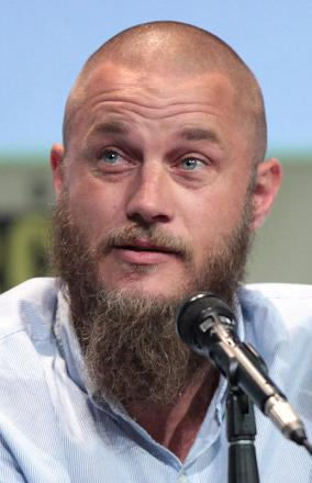 Picture of quotation author Travis Fimmel