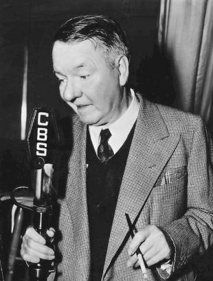 Picture of quotation author W. C. Fields