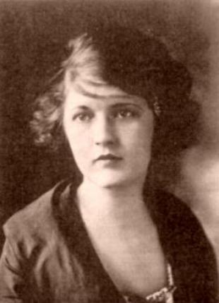 Picture of quotation author Zelda Fitzgerald