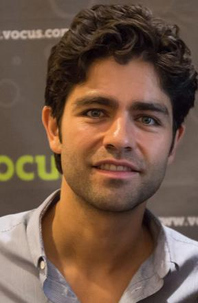 Picture of quotation author Adrian Grenier