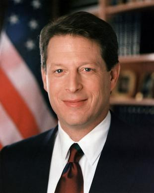 Picture of quotation author Al Gore
