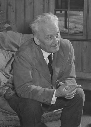 Picture of quotation author Albert Szent-Gyorgyi
