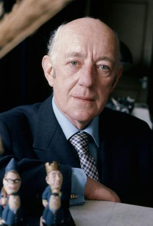 Picture of quotation author Alec Guinness