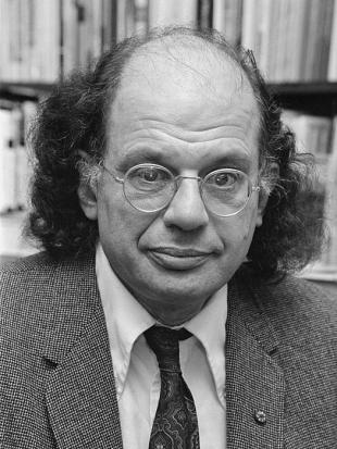 Picture of quotation author Allen Ginsberg