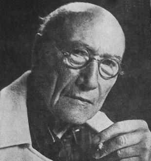 Picture of quotation author Andre Gide