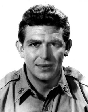 Picture of quotation author Andy Griffith
