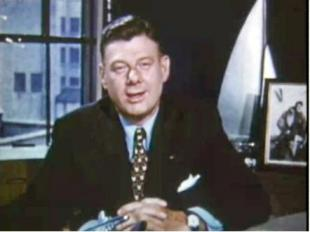 Picture of quotation author Arthur Godfrey