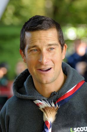 Picture of quotation author Bear Grylls