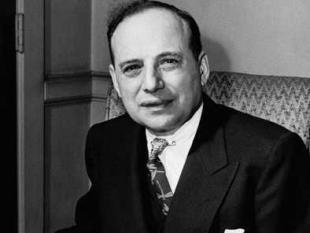 Picture of quotation author Benjamin Graham