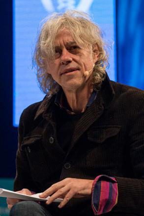 Picture of quotation author Bob Geldof