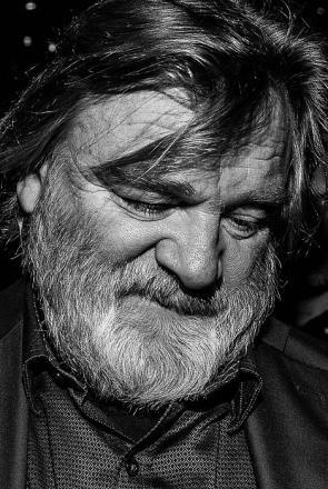 Picture of quotation author Brendan Gleeson