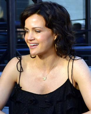Picture of quotation author Carla Gugino