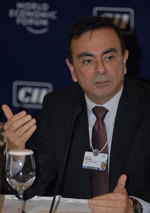 Picture of quotation author Carlos Ghosn
