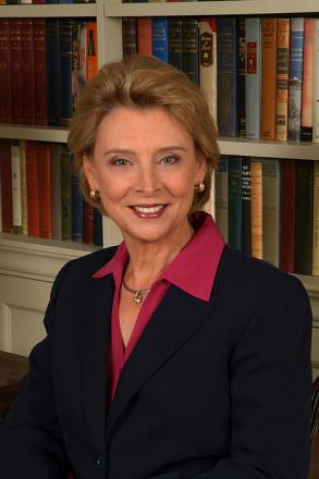 Picture of quotation author Christine Gregoire