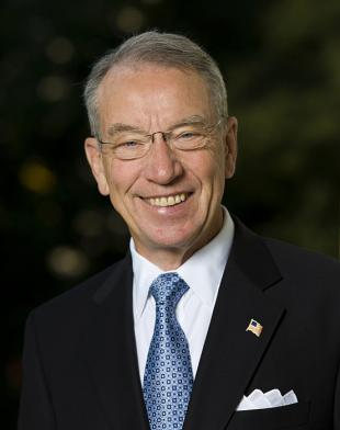 Picture of quotation author Chuck Grassley