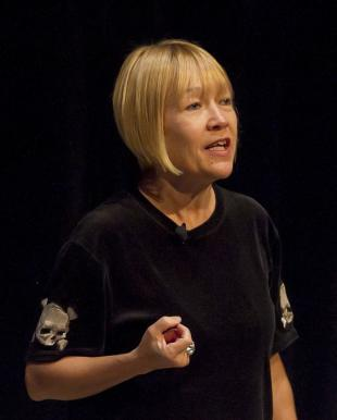 Picture of quotation author Cindy Gallop