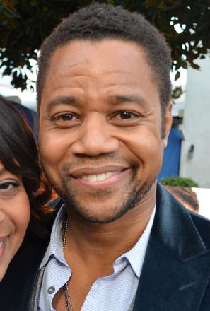 Picture of quotation author Cuba Gooding, Jr.