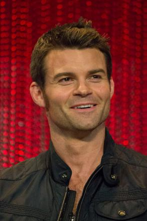 Picture of quotation author Daniel Gillies