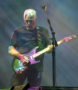 Picture of quotation author David Gilmour