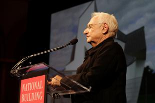 Picture of quotation author Frank Gehry