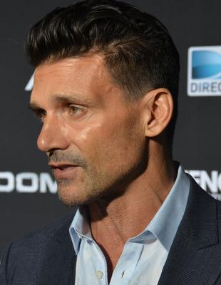 Picture of quotation author Frank Grillo