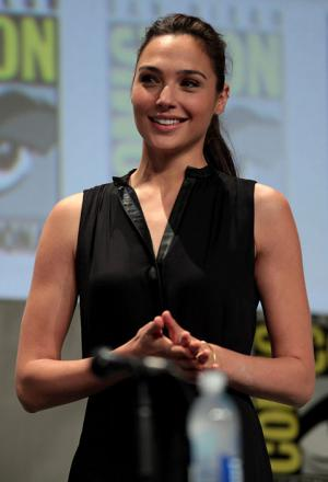 Picture of quotation author Gal Gadot