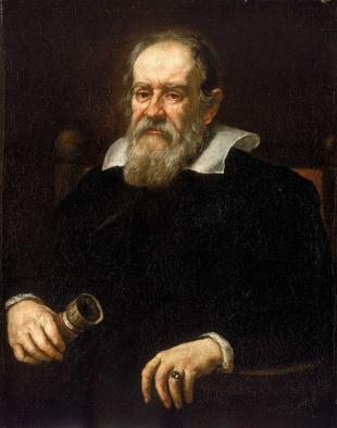 Picture of quotation author Galileo Galilei
