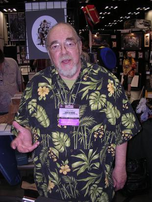 Picture of quotation author Gary Gygax