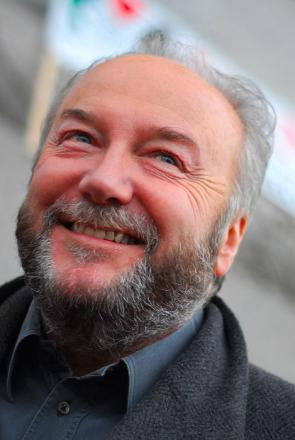 Picture of quotation author George Galloway