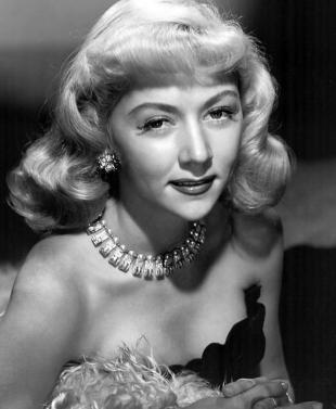 Picture of quotation author Gloria Grahame