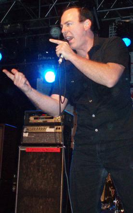 Picture of quotation author Greg Graffin