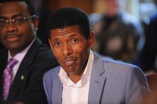 Picture of quotation author Haile Gebrselassie