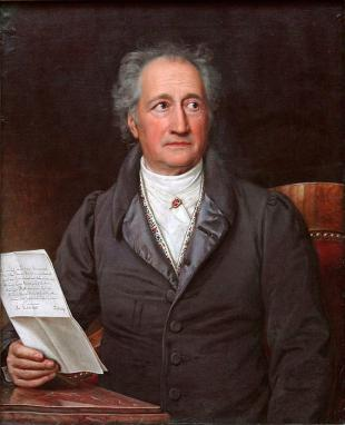 Picture of quotation author Johann Wolfgang von Goethe