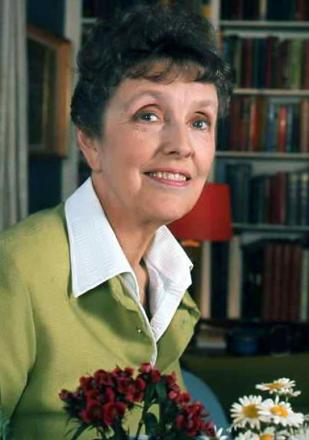 Picture of quotation author Joyce Grenfell