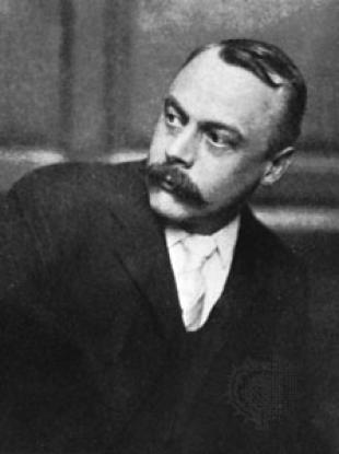 Picture of quotation author Kenneth Grahame