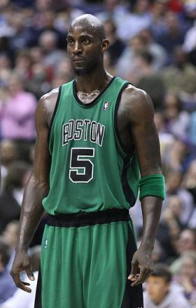 Picture of quotation author Kevin Garnett