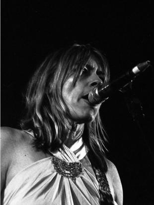 Picture of quotation author Kim Gordon