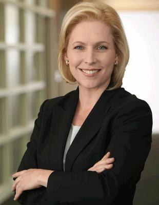 Picture of quotation author Kirsten Gillibrand