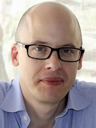 Picture of quotation author Lev Grossman