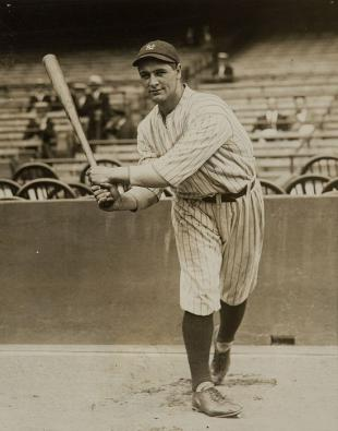 Picture of quotation author Lou Gehrig