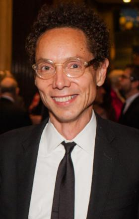 Picture of quotation author Malcolm Gladwell