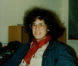 Picture of quotation author Margaret Geller