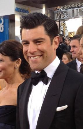 Picture of quotation author Max Greenfield