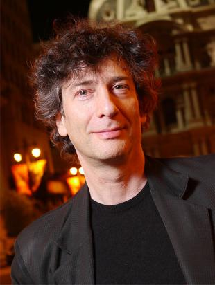 Picture of quotation author Neil Gaiman