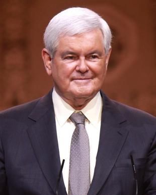 Picture of quotation author Newt Gingrich