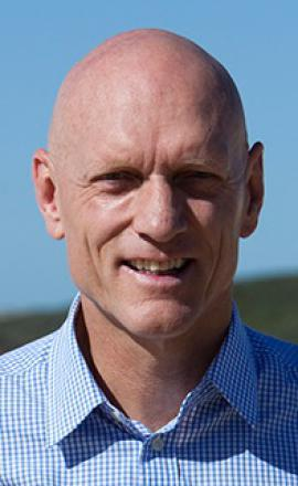 Picture of quotation author Peter Garrett