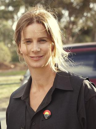 Picture of quotation author Rachel Griffiths